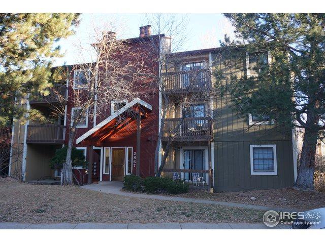 2867 Sundown Ln #205, Boulder, CO 80303 (MLS #867340) :: Hub Real Estate