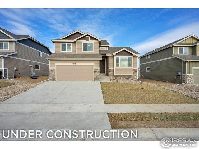 1405 88th Ave Ct, Greeley, CO 80634 (MLS #867422) :: Kittle Real Estate