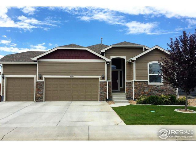 2677 Mustang Dr, Mead, CO 80542 (MLS #867828) :: Kittle Real Estate