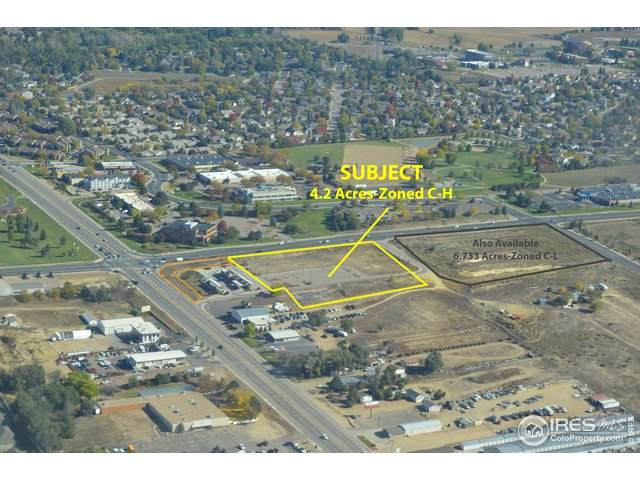 5906 W 10th St, Greeley, CO 80634 (MLS #867845) :: Neuhaus Real Estate, Inc.
