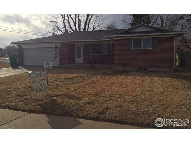 1523 29th Ave Ct, Greeley, CO 80634 (MLS #868000) :: Bliss Realty Group