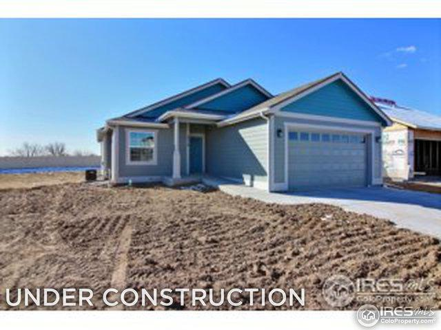 7117 23rd St, Greeley, CO 80634 (#868004) :: The Griffith Home Team