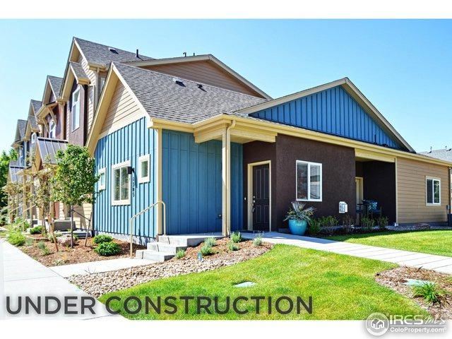 226 N Parkside Dr D, Longmont, CO 80501 (#868006) :: James Crocker Team