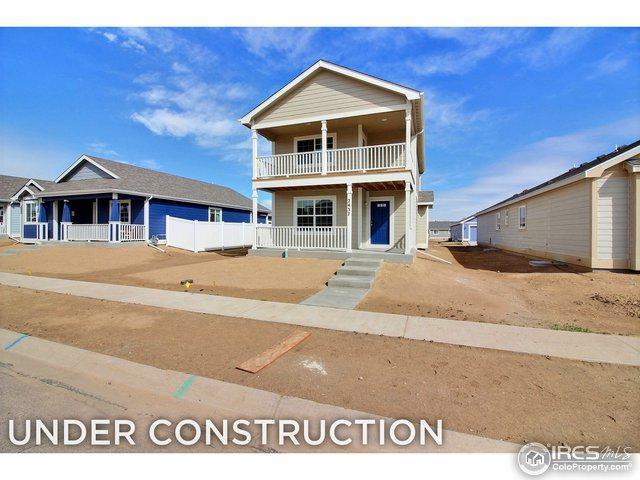 4314 Sunflower Rd, Evans, CO 80620 (MLS #868016) :: Kittle Real Estate