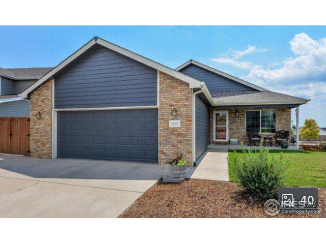 3132 Canyon Cir, Evans, CO 80620 (MLS #868132) :: Kittle Real Estate