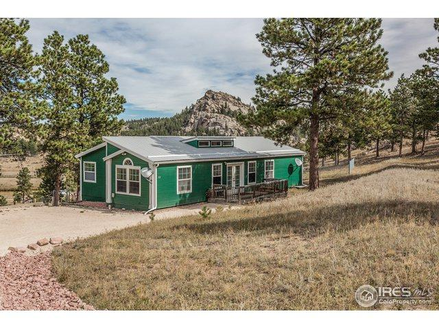 552 Cucharas Mountain Dr, Livermore, CO 80536 (MLS #868193) :: Kittle Real Estate