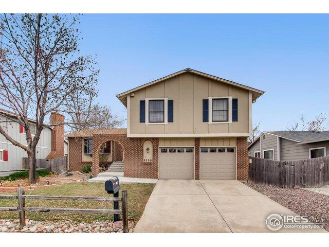 9298 W 92nd Ave, Broomfield, CO 80021 (MLS #868287) :: The Lamperes Team