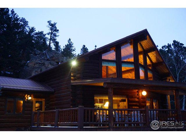 3602 Riverside Dr, Lyons, CO 80540 (MLS #868423) :: 8z Real Estate