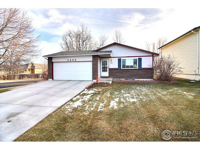 3248 19th St Dr, Greeley, CO 80634 (MLS #868449) :: The Daniels Group at Remax Alliance
