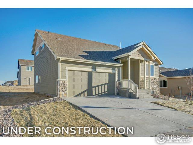 1554 New Season Dr, Windsor, CO 80550 (MLS #868507) :: The Daniels Group at Remax Alliance
