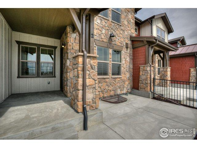 6316 Pumpkin Ridge Dr #2, Windsor, CO 80550 (MLS #869027) :: 8z Real Estate