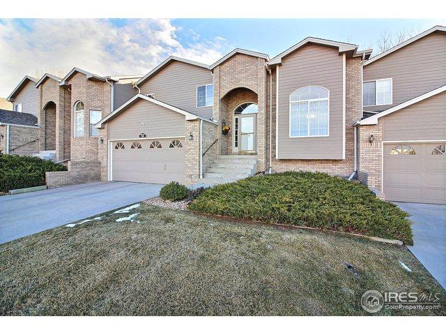 5750 W 20th St #12, Greeley, CO 80634 (MLS #869066) :: Tracy's Team