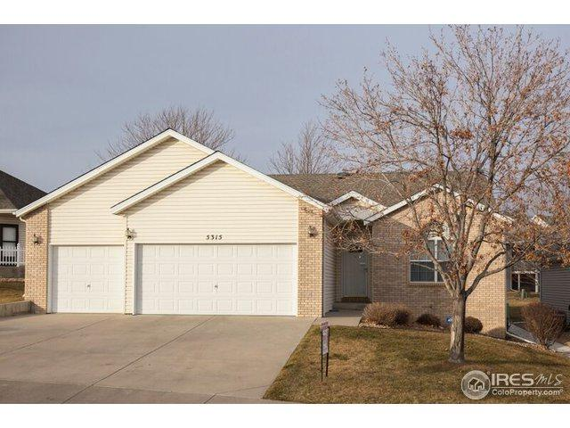 5315 W 9th St Dr #W, Greeley, CO 80634 (MLS #869191) :: Downtown Real Estate Partners