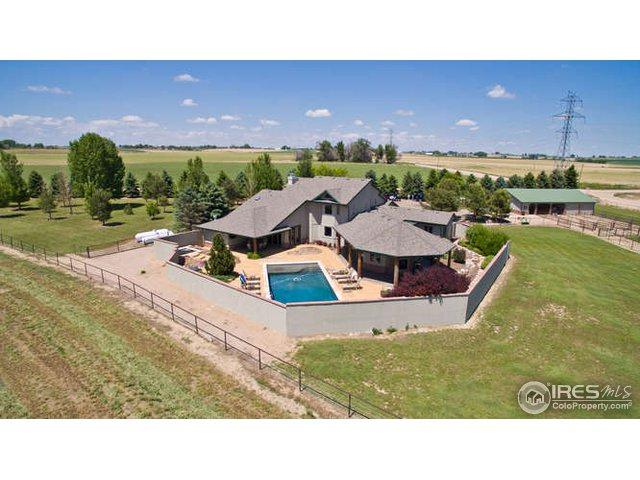 12946 County Road 78, Eaton, CO 80615 (MLS #869322) :: Tracy's Team