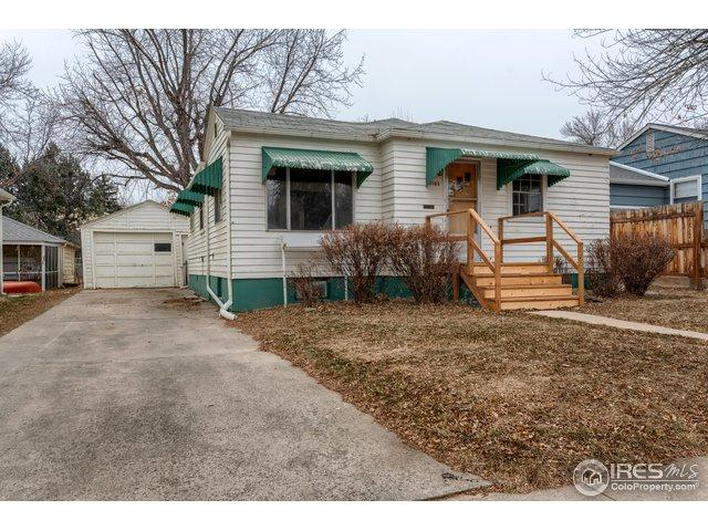 1105 N Grant Ave, Loveland, CO 80537 (MLS #869334) :: Downtown Real Estate Partners