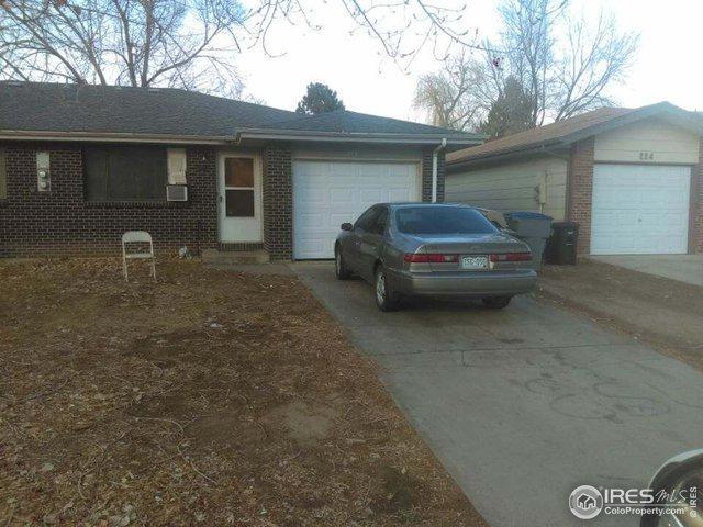 220 E Saint Clair Ave, Longmont, CO 80504 (MLS #869694) :: Tracy's Team