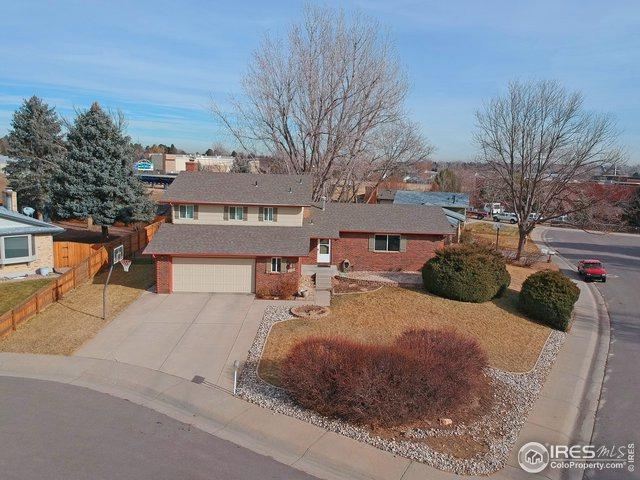 3729 W 22nd St, Greeley, CO 80634 (MLS #869844) :: Tracy's Team
