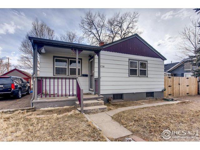 1718 11th St, Greeley, CO 80631 (MLS #870061) :: 8z Real Estate