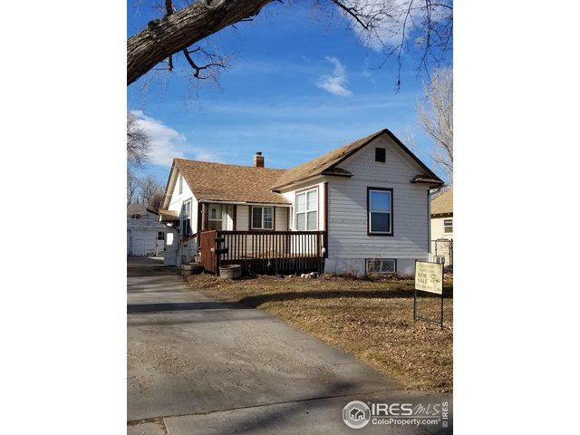 2021 6th Ave, Greeley, CO 80631 (MLS #870089) :: 8z Real Estate