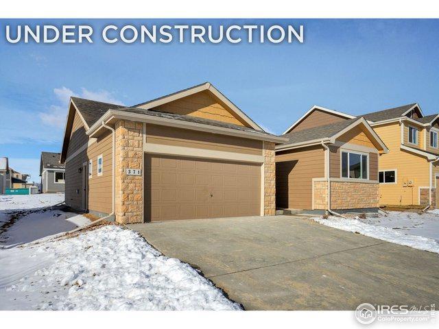 270 Castle Dr, Severance, CO 80550 (MLS #870412) :: Kittle Real Estate