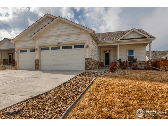 2217 73rd Ave Ct, Greeley, CO 80634 (#870418) :: The Griffith Home Team