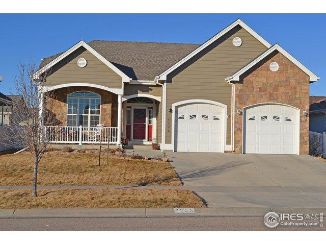 4509 Tuscany St, Evans, CO 80620 (MLS #870536) :: Hub Real Estate