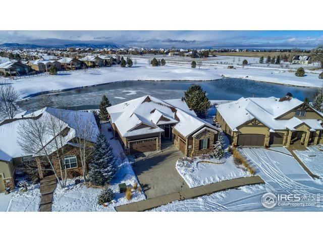 7042 Spanish Bay Dr, Windsor, CO 80550 (#870575) :: The Griffith Home Team