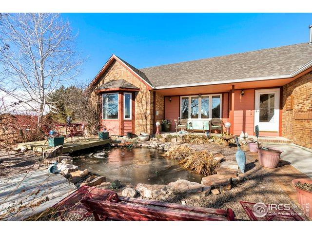 101 Grand View Cir, Mead, CO 80542 (MLS #870669) :: Kittle Real Estate