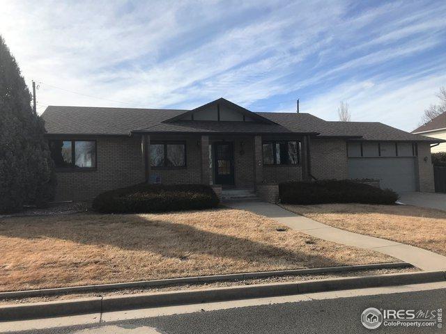 2205 Fairway Ln, Greeley, CO 80634 (MLS #870967) :: 8z Real Estate