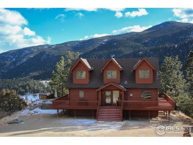 615 Elkridge Dr, Glen Haven, CO 80532 (MLS #870970) :: 8z Real Estate