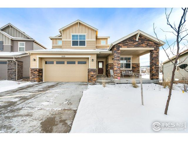 353 Seahorse Dr, Windsor, CO 80550 (MLS #870976) :: Kittle Real Estate