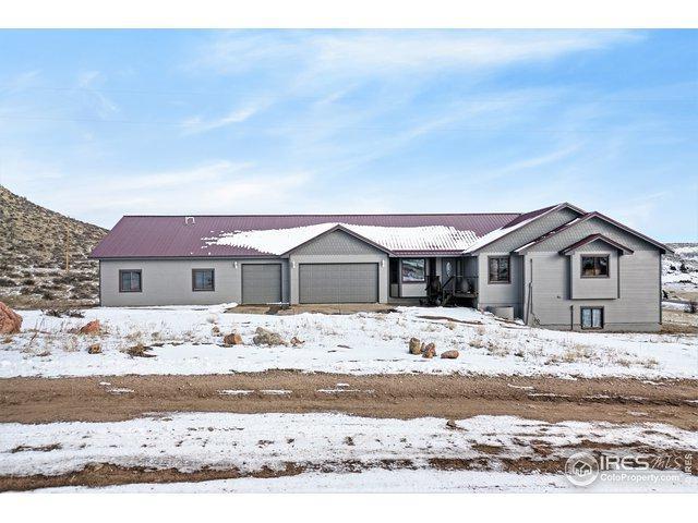 144 Mount Simon Dr, Livermore, CO 80536 (MLS #870989) :: 8z Real Estate
