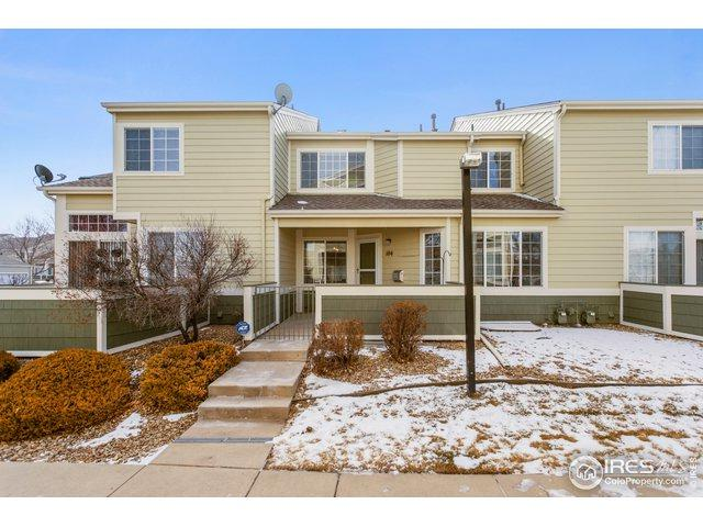 930 Button Rock Dr #104, Longmont, CO 80504 (MLS #871020) :: The Lamperes Team