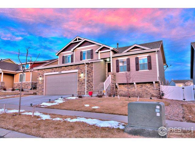 3208 Monte Christo Ave, Evans, CO 80620 (MLS #871076) :: Sarah Tyler Homes