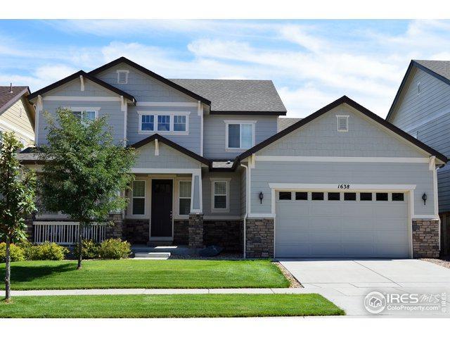 1638 Hideaway Ct, Longmont, CO 80503 (MLS #871081) :: 8z Real Estate