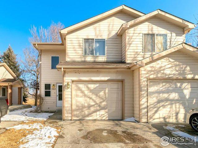 262 Dean Cir, Loveland, CO 80537 (MLS #871242) :: Colorado Home Finder Realty