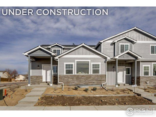 722 Finch Dr, Severance, CO 80550 (MLS #871347) :: The Lamperes Team