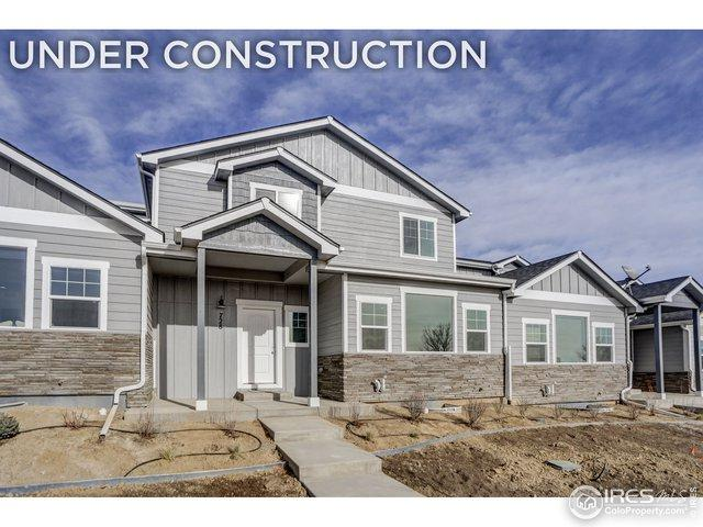 720 Finch Dr, Severance, CO 80550 (MLS #871348) :: The Lamperes Team