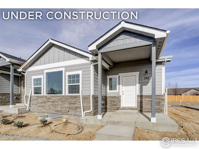 716 Finch Dr, Severance, CO 80550 (MLS #871352) :: The Lamperes Team