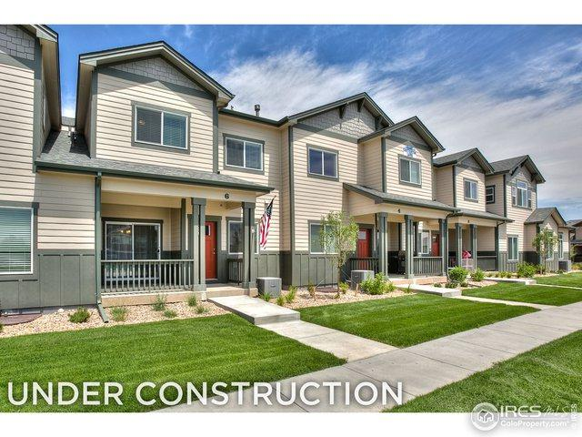6835 Lee St #2, Wellington, CO 80549 (MLS #871363) :: Downtown Real Estate Partners