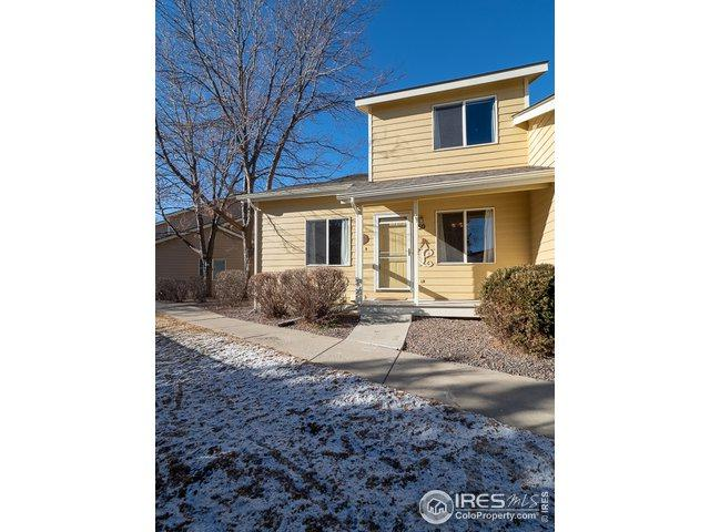 500 Lashley St #50, Longmont, CO 80504 (MLS #871525) :: J2 Real Estate Group at Remax Alliance