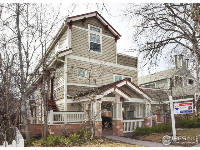 1834 Arapahoe Ave D, Boulder, CO 80302 (MLS #871533) :: Downtown Real Estate Partners