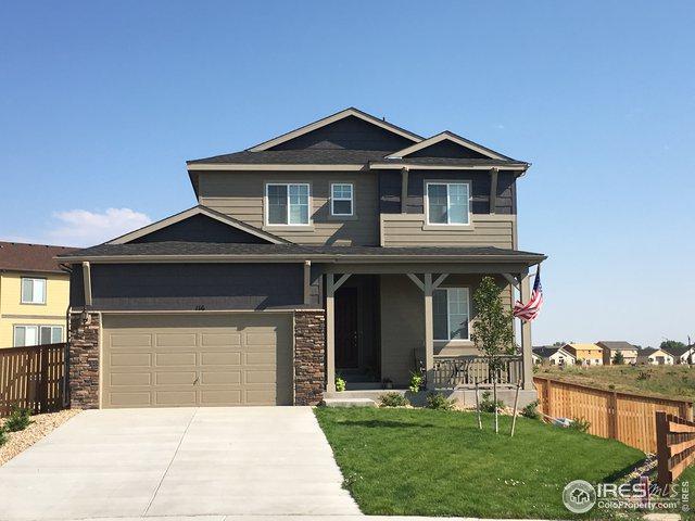 116 Vela Ct, Loveland, CO 80537 (MLS #871607) :: Kittle Real Estate