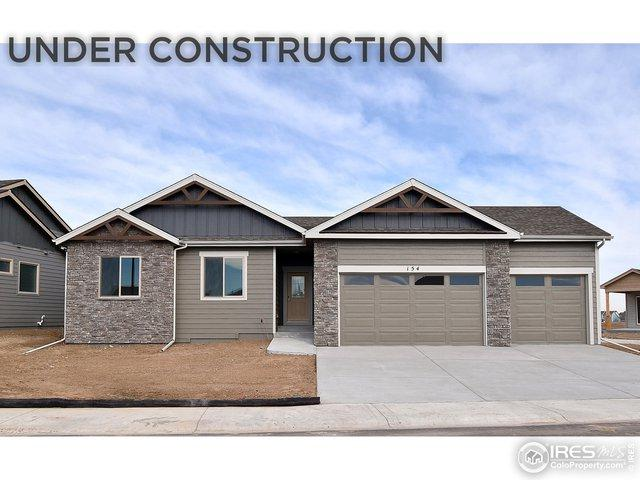 64 Turnberry Dr, Windsor, CO 80550 (MLS #871617) :: Kittle Real Estate