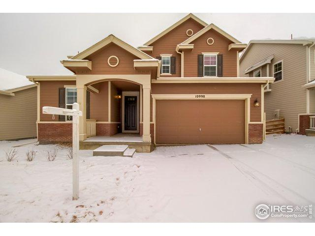 10998 Unity Ln, Commerce City, CO 80022 (#871770) :: The Griffith Home Team