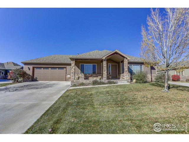 3109 Crooked Wash Dr, Loveland, CO 80538 (MLS #871828) :: The Lamperes Team