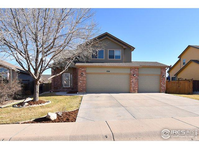 2314 72nd Ave Ct, Greeley, CO 80634 (MLS #871836) :: 8z Real Estate