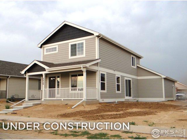 4319 Sunflower Rd, Evans, CO 80620 (MLS #872075) :: Kittle Real Estate