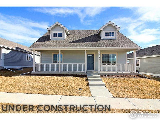4307 Sunflower Rd, Evans, CO 80620 (MLS #872076) :: Kittle Real Estate