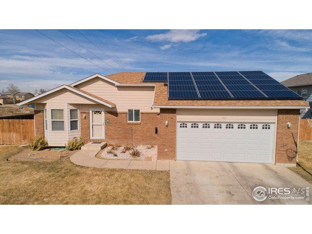 401 E 20th St, Greeley, CO 80631 (MLS #872109) :: Tracy's Team